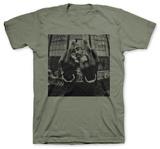 Tupac - Bold Army Camiseta