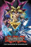 Yu-Gi-Oh! The Dark Side Of Dimensions - Key Art Print