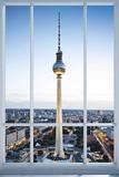 Window to Berlin Poster