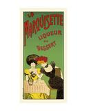 La marquisette liqueur de dessert Juliste tekijänä Leonetto Cappiello