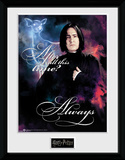 Harry Potter - Snape Always Stampa del collezionista