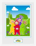 Teletubbies - Time For Teletubbies Collector-print