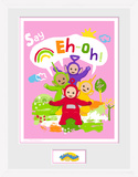 Teletubbies - Eh Oh Collector-print