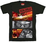 Juvenile: Lego Ninjago - Ninja Screens Camiseta