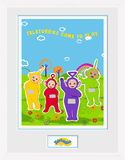 Teletubbies - Come to Play Collector-print