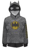 Juvenile: Batman Costume Hoodie Zip Hoodie
