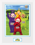 Teletubbies - Group Collector-print