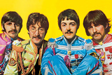 The Beatles - Sgt. Pepper'S Lonely Hearts Club Print