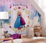 Frozen - Family Forever Carta da parati decorativa