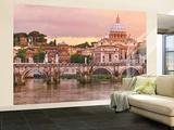 Rome Wallpaper Mural