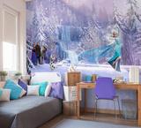 Frozen - Forest Wandgemälde