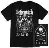 Behemoth - Amen T-shirts