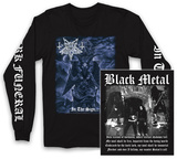 Long Sleeve: Dark Funeral - In the Sign T-shirt a maniche lunghe