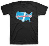 Jimmy Eat World - Across America Camisetas