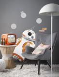 Star Wars - BB-8 Wandtattoo