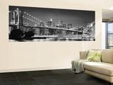 Brooklynin silta, New York Tapettijuliste