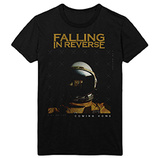 Falling In Reverse - Space Helmet T-Shirts