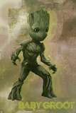 Guardians of the Galaxy: Vol. 2  - Groot Prints