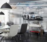 Audi R8 Le Mans Papier peint