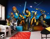 Star Wars - Rebels Run Tapetmaleri