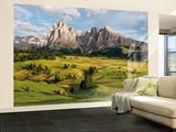 Alpen Wallpaper Mural