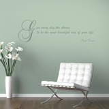Beautiful Wall Decal