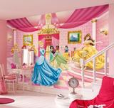 Disney Princess - Ballroom Mural de papel pintado