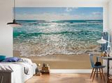 Küste Wandgemälde