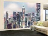 Skyline Wallpaper Mural