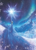 Frozen - Snow Queen Tapettijuliste