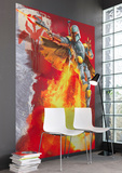 Star Wars - Boba Fett Wandgemälde