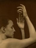 Georgia O'Keeffe, 1920 Kunstdruck von Alfred Stieglitz