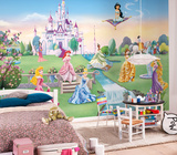 Disney Princess - Castle Tapettijuliste