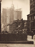 Old and New New York, 1910 Affiches par Alfred Stieglitz