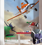 Disney Planes - Dusty and Friends Wallpaper Mural