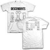 Descendents - Hypercaffium White T-Shirt