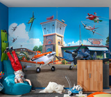 Disney Planes - Terminal Wallpaper Mural