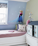 Frozen - Sisters Wall Decal