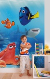 Finding Dory - Dory and Friends Wallpaper Mural
