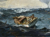 The Gulf Stream, 1899 Prints by Winslow Homer