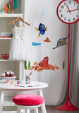 Finding Dory - Dory and Friends Wall Decal