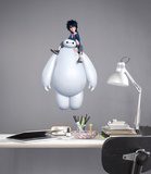 Big Hero 6 - Baymax Wall Decal