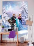 Frozen Winter Land Papier peint
