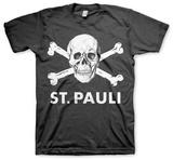 St Pauli FC - St. Pauli Skull T-Shirts