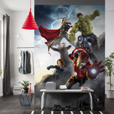 Avengers - Age of Ultron Wallpaper Mural