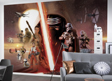 Star Wars - Episode 7 Collage Papier peint