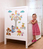 Winnie the Pooh - Nature Lovers Wallstickers