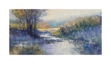 Blue River Giclee Print by Amanda Houston
