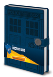 Doctor Who - TARDIS A5 Premium Notebook Lommebog