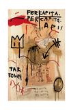 Per Capita, 1982 Reproduction procédé giclée par Jean-Michel Basquiat